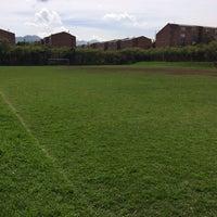 Photo taken at Cancha de Fútbol La Estradita by Vladimir Z. on 11/17/2013