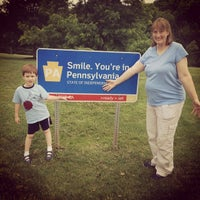 Photo taken at Pennsylvania Welcome Center by Scott W. on 6/20/2014