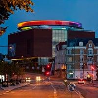 Photo taken at ARoS Aarhus Kunstmuseum by ARoS Aarhus Kunstmuseum on 12/6/2013