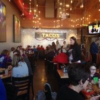 Photo taken at Torchy's Tacos by Sadaf H. on 12/27/2013