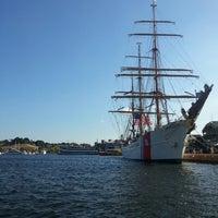 Photo taken at Historic Ships in Baltimore by Harold P. on 9/20/2013