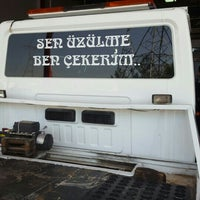 Photo taken at ASİLMER OTO SERVIS KAPORTA BOYA by Muharrem E. on 4/18/2016