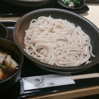 Photo taken at うどん 大地 by Para S. on 1/24/2013
