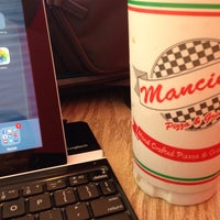 Photo taken at Mancino's Pizza and Grinders by Bill S. on 6/12/2014