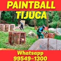 Photo taken at Paintball Tijuca by Silas D. on 1/5/2016
