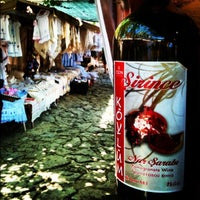 11/25/2012 tarihinde Nur C.ziyaretçi tarafından Şirince Artemis Şarap ve Yöresel Tadlar Evi'de çekilen fotoğraf