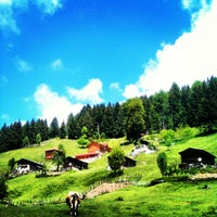 Photo taken at Ayder Yaylası by Nur C. on 5/22/2013