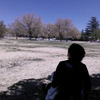 Photo taken at Twin Park by Ben B. on 4/21/2013