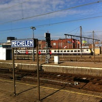 Photo taken at Station Mechelen by Willem v. on 9/28/2012