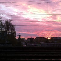 Photo taken at Station Amsterdam Muiderpoort by Willem v. on 5/8/2013