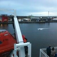 Photo taken at Port of Tyne by Willem v. on 10/28/2012
