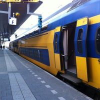 Photo taken at Utrecht Central Station by Willem v. on 1/12/2013
