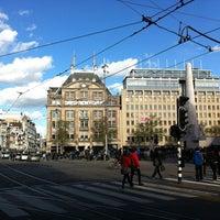 Photo taken at De Bijenkorf by Willem v. on 10/15/2012