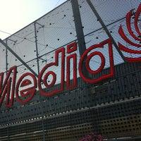 Photo taken at Media Markt by Willem v. on 7/21/2013