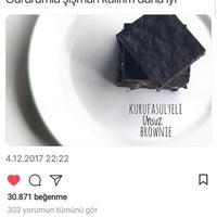 3/25/2018 tarihinde TC Çiğdem A.ziyaretçi tarafından Tatli Köşk'de çekilen fotoğraf