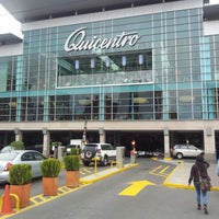 Photo taken at Quicentro Shopping by Miguel G. on 10/18/2012