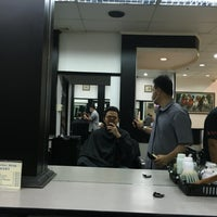Photo taken at GQ Barber Shop @SM Molino by Japs G. on 4/16/2016