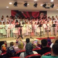 Photo taken at Eyup Musiki Cemiyeti by Yeliz B. on 5/26/2016