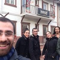Photo taken at Keşif Yapım Organizasyon by Okan Ö. on 12/4/2014