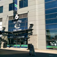 Photo taken at Canucks Team Store by Arnold C. on 7/31/2014