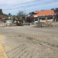 Photo taken at Hisarönü Çarşı by TC Ersoy Ç. on 4/11/2017