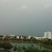 Photo taken at Surin Majestic Hotel by ปิง on 4/23/2014