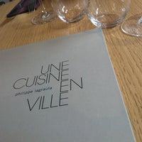 Photo prise au Une Cuisine en Ville par Cedric le1/30/2014