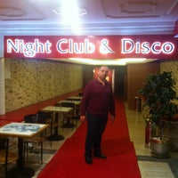 Photo taken at Club hotel sera disco by Cem T. on 11/1/2014