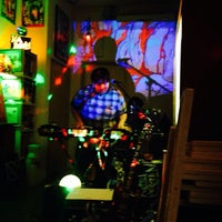 Photo taken at ka boom art toy gallery by Tracy O. on 2/22/2014