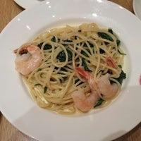 Photo taken at Italian Tomato Café Jr. by Tony L. on 8/15/2014