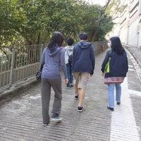 Photo taken at Wan Chai Gap Road 灣仔峽道 by Tony L. on 2/2/2014