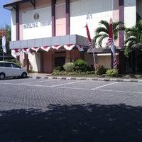 Photo taken at Universitas Negeri Surabaya (UNESA) by Irwan Adimas G. on 8/12/2014