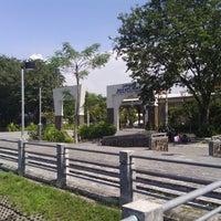 Photo taken at Universitas Negeri Surabaya (UNESA) by Irwan Adimas G. on 5/30/2014