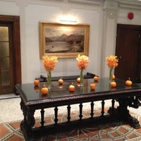Photo taken at The Vancouver Club by Peter K. on 10/31/2012