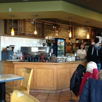 Photo taken at Cafe Villaggio by Peter K. on 1/13/2013
