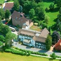 Photo taken at VCH Hotel Zur Burg Sternberg by karl r. on 2/15/2014