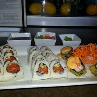 Photo taken at Moira Sushi Bar & Kitchen by Juan P. on 5/13/2013