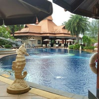 Photo taken at Baan Grood Arcadia Resort and Spa by Yimmy' S. on 6/12/2016