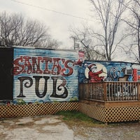 Photo taken at Santa's Pub by Tim M. on 3/24/2013
