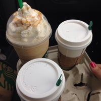 Photo taken at Starbucks by YESSICA R. on 3/24/2014