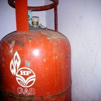 Photo taken at Bp gas agencies by Vinod V. on 12/18/2013