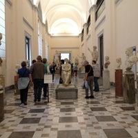 Foto scattata a Museo Archeologico Nazionale da Allie B. il 9/23/2013