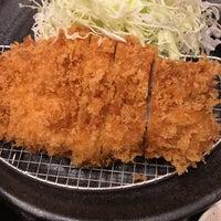 Photo taken at Tonkatsu Wako by もち on 11/30/2017