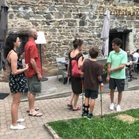 Photo taken at L'auberge Des Tours by Peter W. on 7/8/2017
