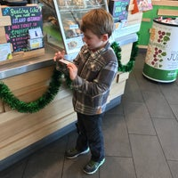Photo taken at Jamba Juice Laurelwood S/C by Peter W. on 11/8/2016
