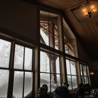 Photo taken at Summit Deck & Grill at Northstar California™ Resort by Peter W. on 2/20/2017