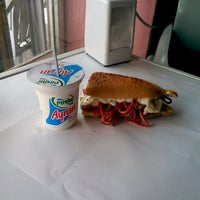 Photo taken at Genç Fast Food by Mustafa U. on 4/26/2014
