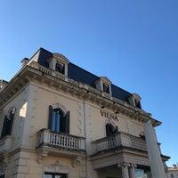 Photo taken at Sant Cugat del Vallès by Asif Q. on 3/9/2018