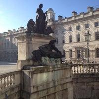 Photo prise au Somerset House par Rob P. le10/10/2012