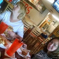 Photo taken at Hooters by Sarah D. on 7/29/2014